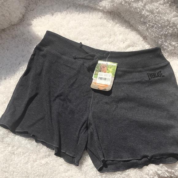 e354ae21672 Everlast Shorts   Sale Womens Charcoal   Poshmark